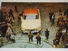Tatra 2-603 - leták bez textu