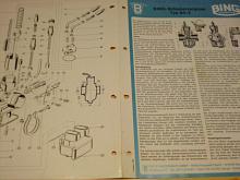 Bing - Scheibervergaser Typ 84-2 - 1976 - prospekt