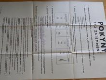 Pokyny pro zatemnění - 1966 - plakát