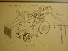 ZTS - UN - 050, UNC - 070 - katalóg náhradných dielov - 1978
