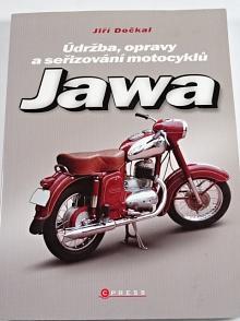 Údržba, opravy a seřizování motocyklů JAWA - Jiří Dočkal - 2005