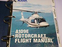 Agusta A 109 E - Rotorcraft flight manual - 1997