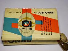 Brno 1960 - Oficiální veletržní katalog, mezinárodní veletrh