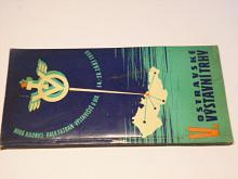 V. Ostravské výstavní trhy - katalog - 1958