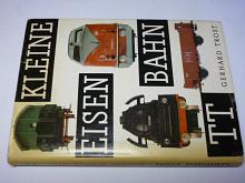 Kleine Eisenbahn TT - Gerhard Trost - 1963