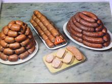Katalog masných výrobků a konserv - 1956