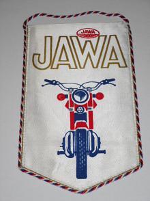 JAWA 350 typ 634 - vlaječka