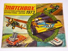 Matchbox collectors catalogue internationl edition 1973 - prospekt