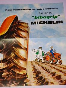 Michelin bibagrip - pneumatiky pro traktory - prospekt