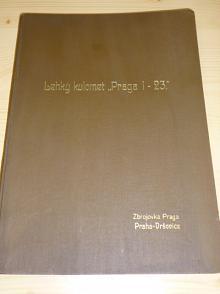 Lehký kulomet Praga I - 23 - popis, funkce, fotografie...