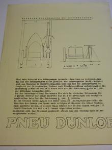 Pneu Dunlop - Richtige radstellung bei Motorrader