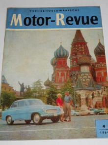 Tschechoslowakische Motor - Revue - 4/1964 - Škoda, JAWA, ČZ