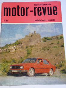 Tschechoslowakische Motor - Revue - 1981 - JAWA, Liaz, Avia