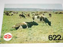 Rúrková dojačka Impulsa M 622/1 - prospekt - Fortschritt - 1978