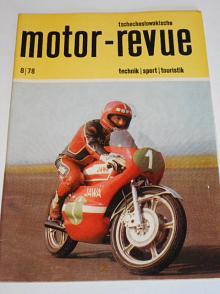 Tschechoslowakische Motor - Revue - 1978 - Škoda, JAWA ...