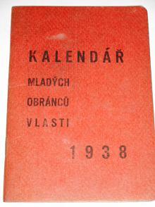 Kalendář mladých obránců vlasti - 1938