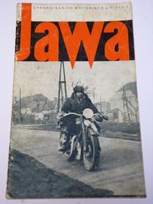 JAWA - časopis našich motoristů - 3/1935