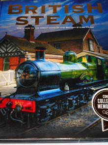 British Steam - The guide to the great days of the British Steam Train - 2016