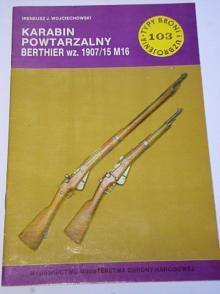 Karabin powtarzalny Berthier wz. 1907/15 M 16