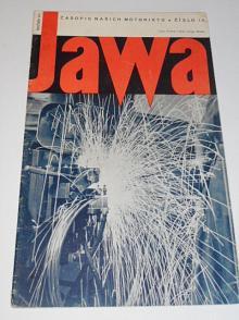 JAWA - časopis našich motoristů - 12/1940