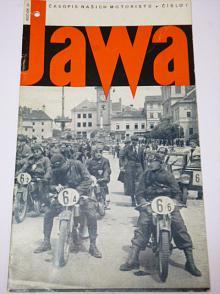 JAWA - časopis našich motoristů - 7/1936
