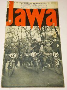 JAWA - časopis našich motoristů - 3/1936
