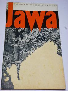 JAWA - časopis našich motoristů - 5/1937