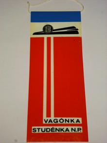 Tatra - Vagónka Studénka n. p. - vlaječka