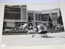 Aero HC-2 Heli Baby, Aero 45 - fotografie - Brno 1956
