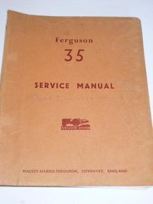 Ferguson 35 - Service Manual