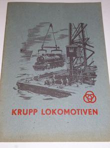 Krupp Lokomotiven - prospekt