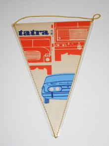 Tatra Kopřivnice - Tatra 148, 813, 2-603 - vlaječka