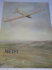 Meise - Leistungssegelflugzeug - kluzák - prospekt - 1956