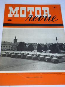Motor Revue - 1943 - ročník XXIII., číslo 460