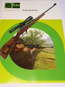 HK - Heckler a Koch - Armes de chasse - prospekt