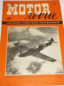 Motor Revue - 1942 - ročník XXI., číslo 428