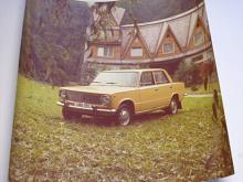 VAZ - LADA 1200 - fotografie
