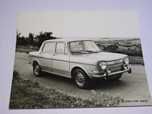 Simca 1000 Spécial model 1970 - fotografie