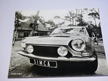 Simca coupe 1200 S - fotografie - 1970