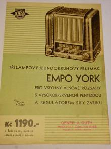 Empo York - prospekt - Atl. Rotter