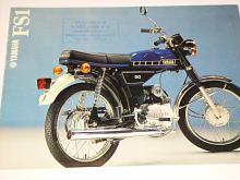 Yamaha FS1 - prospekt