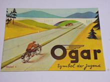 Ogar Modell 4 Symbol der Jugend - Autfit Prag - prospekt