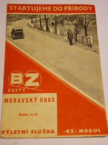BZ - Mogul - Moravský kras - automapa - reklama