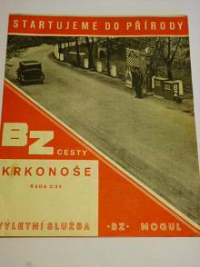 BZ - Mogul - Krkonoše - automapa - reklama