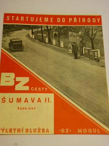 BZ - Mogul - Šumava II. - automapa - reklama