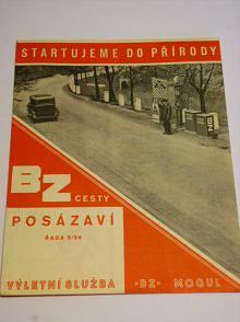 BZ - Mogul - Posázaví - automapa - reklama