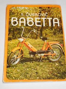 Babetta - Eduard Ďurkovič - 1986