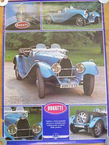 Bugatti - plakát - 1981