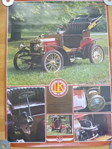 Laurin a Klement - plakát - 1981