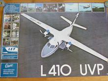 LET L 410 UVP - OK-IYC - Aero - plakát